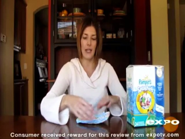 Pampers Splashers Swimpants review | drugstore.com - image 1 from the video