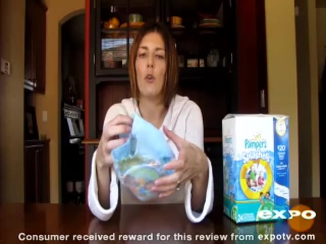 Pampers Splashers Swimpants review | drugstore.com - image 10 from the video