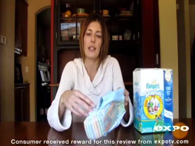 Pampers Splashers Swimpants review | drugstore.com - image 3 from the video