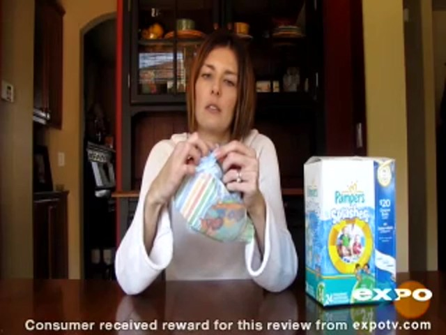 Pampers Splashers Swimpants review | drugstore.com - image 4 from the video