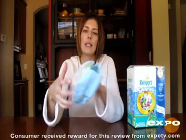 Pampers Splashers Swimpants review | drugstore.com - image 5 from the video