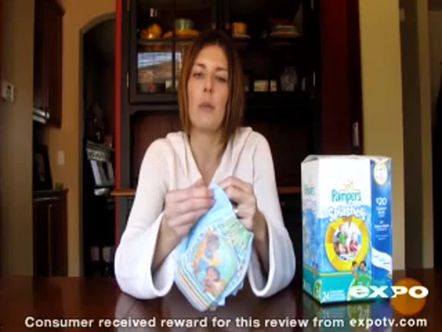 Pampers Splashers Swimpants review | drugstore.com - image 6 from the video