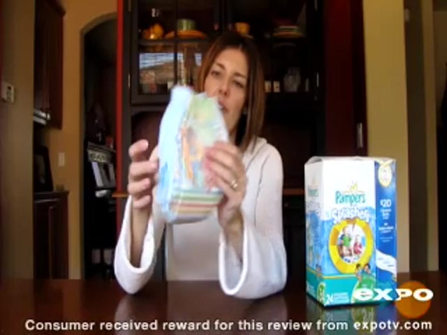 Pampers Splashers Swimpants review | drugstore.com - image 7 from the video