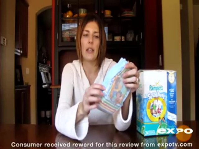 Pampers Splashers Swimpants review | drugstore.com - image 8 from the video