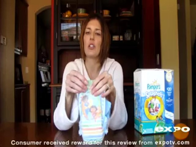Pampers Splashers Swimpants review | drugstore.com - image 9 from the video
