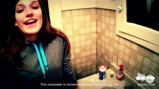 Clear Care Cleaning & Disinfecting Solution review | drugstore.com - image 7 from the video