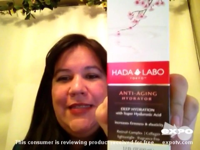 Hada Labo Tokyo Anti-Aging Hydrator review | drugstore.com - image 1 from the video