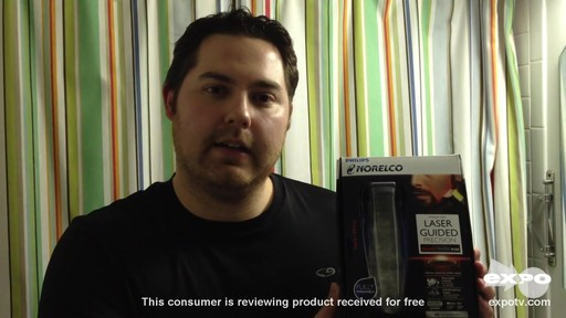 Philips Norelco BeardTrimmer 9100 Model BT9285/41 review | drugstore.com - image 1 from the video