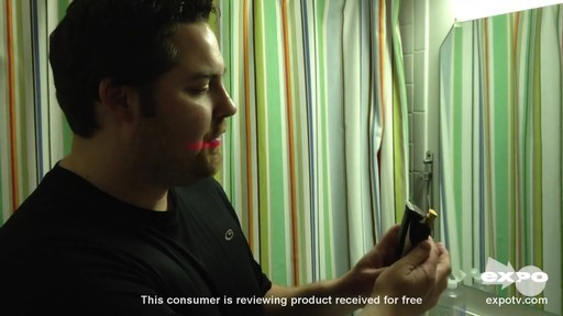 Philips Norelco BeardTrimmer 9100 Model BT9285/41 review | drugstore.com - image 2 from the video