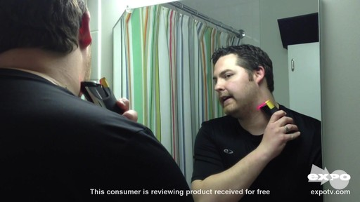 Philips Norelco BeardTrimmer 9100 Model BT9285/41 review | drugstore.com - image 4 from the video