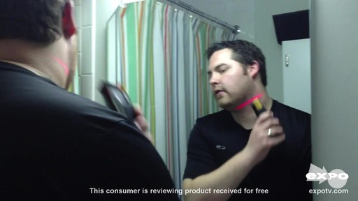 Philips Norelco BeardTrimmer 9100 Model BT9285/41 review | drugstore.com - image 5 from the video