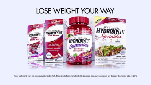 Hydroxycut Pro Clinical Weight Loss Gummies, Mixed Fruit product | drugstore.com - image 10 from the video