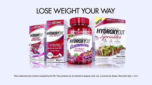 Hydroxycut Pro Clinical Weight Loss Gummies, Mixed Fruit product | drugstore.com - image 9 from the video