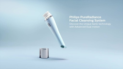 Philips PureRadiance Facial Cleansing System | drugstore.com - image 1 from the video