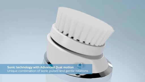 Philips PureRadiance Facial Cleansing System | drugstore.com - image 2 from the video