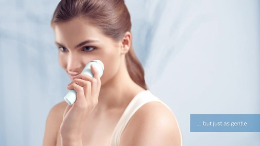 Philips PureRadiance Facial Cleansing System | drugstore.com - image 5 from the video