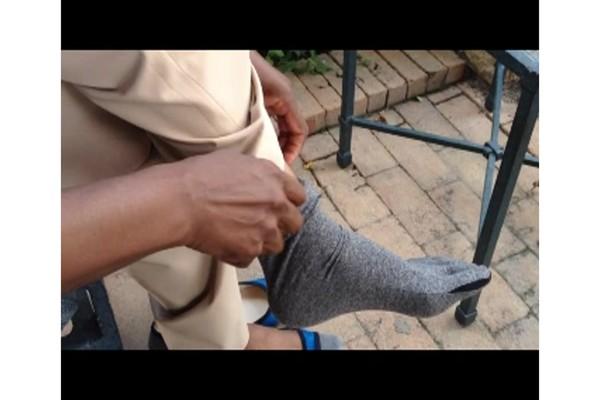 IMAK Arthritis Socks | drugstore.com - image 6 from the video