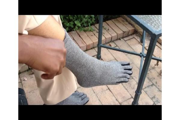 IMAK Arthritis Socks | drugstore.com - image 8 from the video