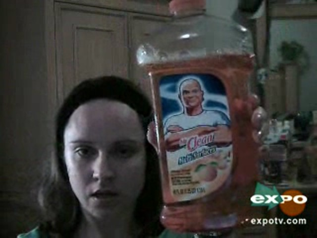 Mr. Clean Multi-Purpose Cleaner, Ultimate Orange - image 1 from the video