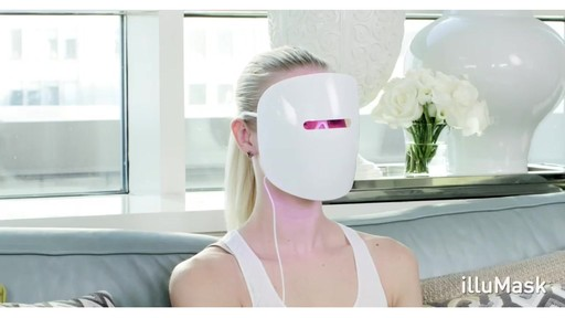 IlluMask Anti-Acne Light Therapy Mask | drugstore.com - image 3 from the video