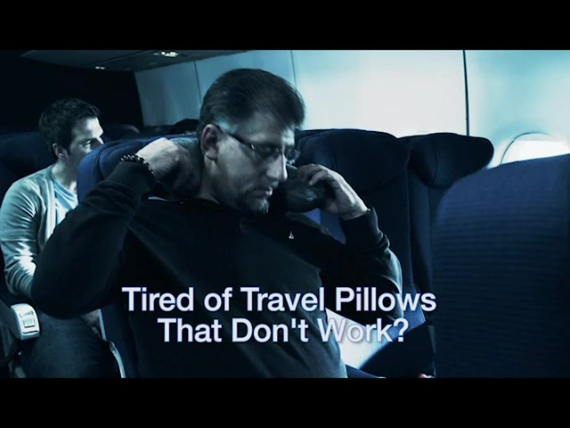 Cabeau Travel Evolution Pillow product | drugstore.com - image 1 from the video