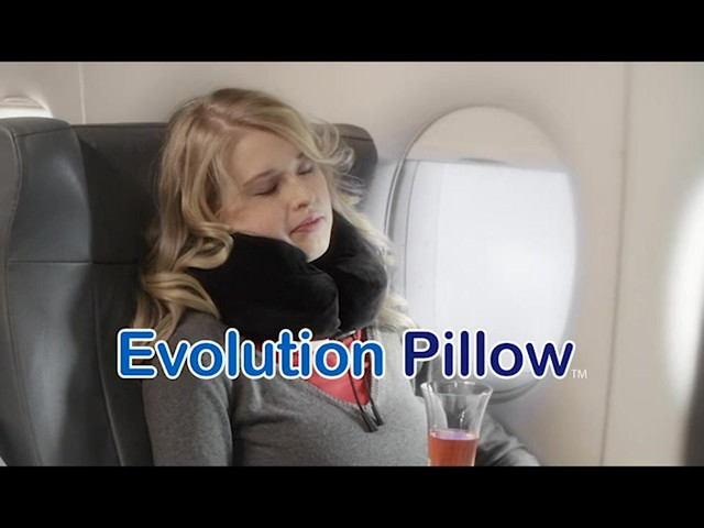 Cabeau Travel Evolution Pillow product | drugstore.com - image 10 from the video
