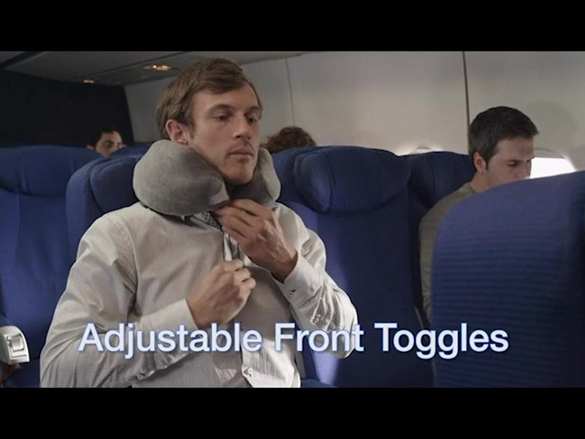 Cabeau Travel Evolution Pillow product | drugstore.com - image 4 from the video