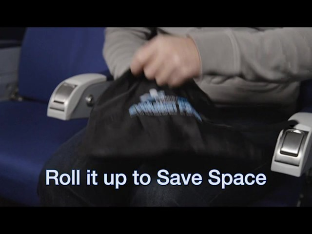Cabeau Travel Evolution Pillow product | drugstore.com - image 7 from the video