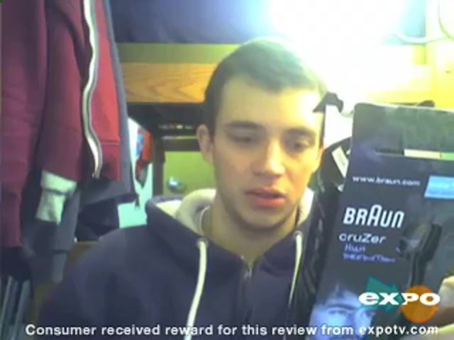 Braun cruZer6 High Definition Precision review | drugstore.com - image 1 from the video