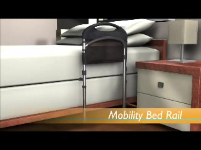 Stander Mobility Bed Rail product | drugstore.com - image 2 from the video
