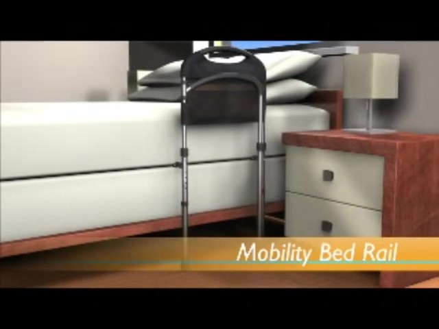 Stander Mobility Bed Rail product | drugstore.com - image 3 from the video