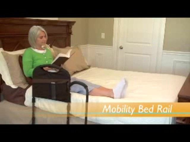 Stander Mobility Bed Rail product | drugstore.com - image 5 from the video