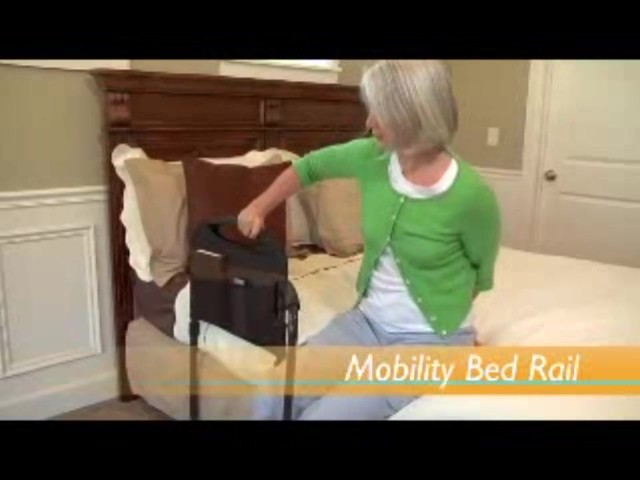 Stander Mobility Bed Rail product | drugstore.com - image 7 from the video