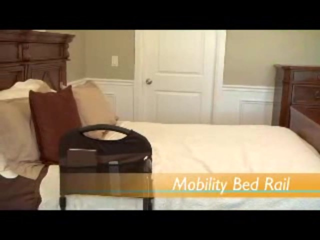 Stander Mobility Bed Rail product | drugstore.com - image 9 from the video