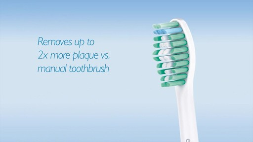 Philips Sonicare Essence Sonic Toothbrush, HX5610/01 | drugstore.com - image 2 from the video