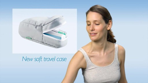 Philips Sonicare Essence Sonic Toothbrush, HX5610/01 | drugstore.com - image 7 from the video