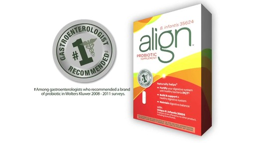 Align Digestive Care Probiotic Supplement product | drugstore.com - image 10 from the video