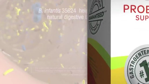 Align Digestive Care Probiotic Supplement product | drugstore.com - image 7 from the video