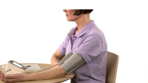 Omron 5 Series Upper Arm Blood Pressure Monitor, Model BP742 | drugstore.com - image 8 from the video