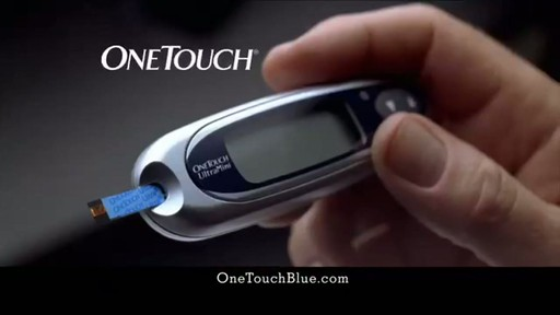 OneTouch Ultra Blue Test  Strips - image 10 from the video