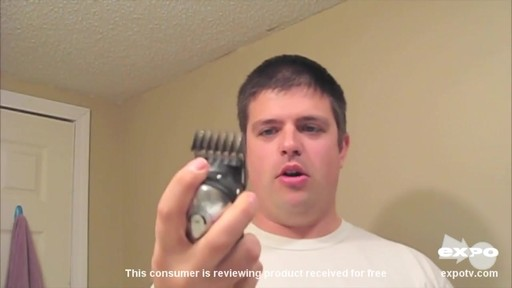 Philips Norelco Headgroom Do-It Yourself Hair Clipper review | drugstore.com - image 1 from the video
