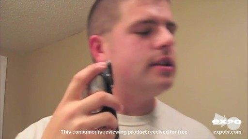 Philips Norelco Headgroom Do-It Yourself Hair Clipper review | drugstore.com - image 10 from the video