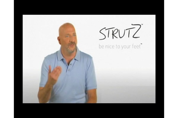 STRUTZ Cushioned Arch Supports product | drugstore.com - image 8 from the video
