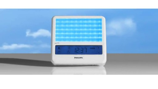Philips Light Therapy goLITE BLU Plus Energy Light | drugstore.com - image 4 from the video