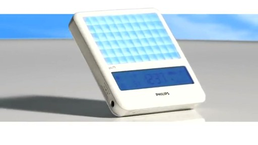Philips Light Therapy goLITE BLU Plus Energy Light | drugstore.com - image 5 from the video
