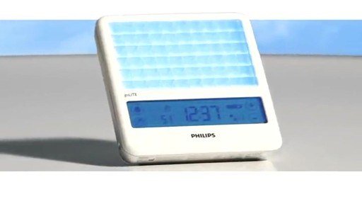 Philips Light Therapy goLITE BLU Plus Energy Light | drugstore.com - image 8 from the video