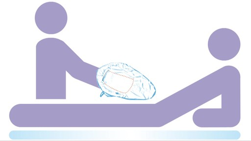 CLEANIS CareBag Bedpan Liner with Super Absorbent Pad product | drugstore.com - image 5 from the video