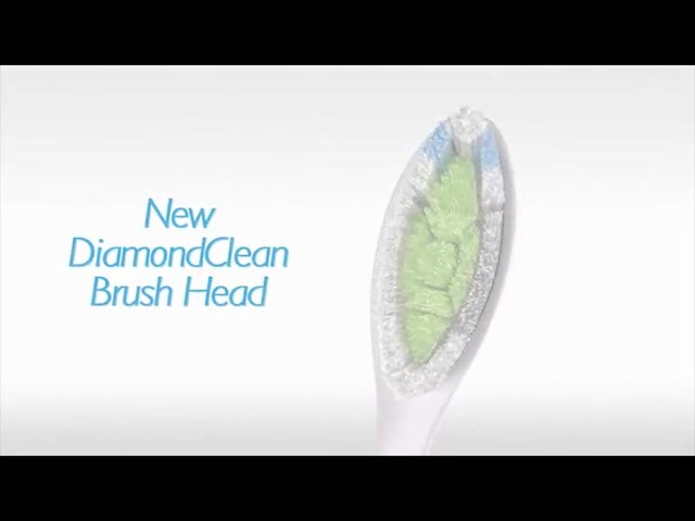 Philips Sonicare DiamondClean White Rechargeable Electric Toothbrush, HX9332 | drugstore.com - image 1 from the video