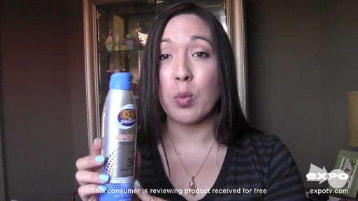 Ocean Potion Suncare Sport Broad Spectrum SPF 30 Sunscreen Spray review | drugstore.com - image 4 from the video
