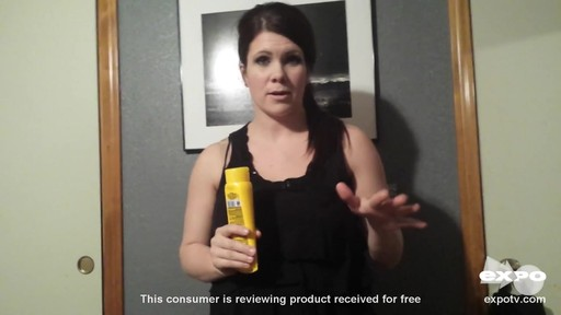 Ocean Potion Suncare Protect & Nourish Sunscreen, SPF 30 review | drugstore.com - image 5 from the video